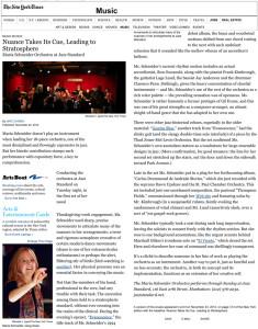 Maria Schneider Orchestra - The Jazz Standard
