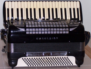 Excelsior Symphony - Thanks to the Accordion Gallery for the use of the photo!
