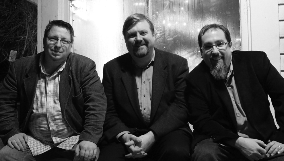 Joel Frahm, Ron Oswanski, & Marko Marcinko at the Scranton Jazz Festival