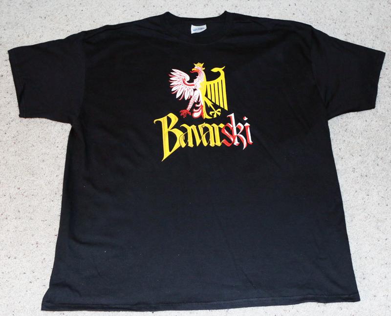 Bavarski T-Shirt (1st Generation)