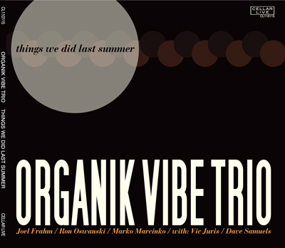 Organik Vibe Trio - Things We Did Last Summer - Mpe